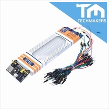 MB-102 POWER SUPPLY MODULE WITH BREADBOARD SET