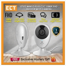 Ezviz Mini O Plus C2C 1080P Indoor WiFi Cloud Security Camera CCTV: Best  Price in Malaysia