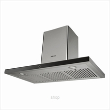 Milux Cooker Chimney Hood - MHC-S9100