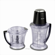 Milux 2x Food Chopper - MFP-9625