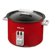 Milux Classy Rice Cooker - MRC-718)