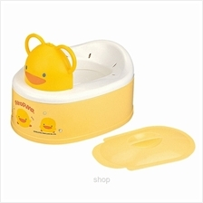 PiyoPiyo Yellow Baby Training Potty - 830186Y