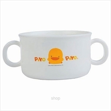 Piyo Piyo Anti-Bacterial Double Handled Soup Cup (Microwaveable) - 630092