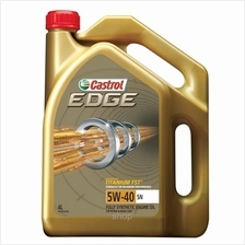 CASTROL EDGE 5W-40 4L Engine Oils (FULL SYN)