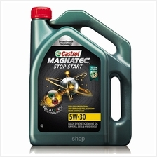 Castrol Magnatec STOP-START 5W-30 4L Engine Oils For Petrol, Diesel  & Hybrid
