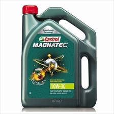 Castrol Magnatec 10W-30 4L Engine Oil For Petrol  & Diesel Vehicles - DUALOCK