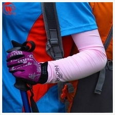 Arm Sleeve Sleeves Outdoor Sport Cover UV Sun Protection Cycling