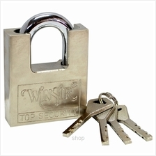 Winsir HF601 Anti-Cut Crome Padlock (60mm) - LD-WF060