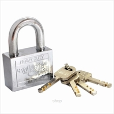 Winsir W520 Premium Anti Alley Key Padlock (52mm) - LC-W0003