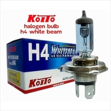 Koito Halogen Bulb *White Beam* H4 12V 60/55W (P43T) -1pc/pack-