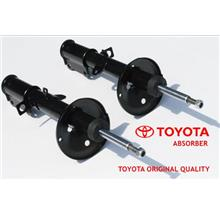 Toyota Vios 02-07 (XP40) Original Quality Absorber (Each)