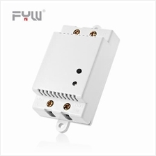 FYW SMART TOUCH REMOTE WALL SWITCH RECEIVER HOUSEHOLD GADGET (WHITE)