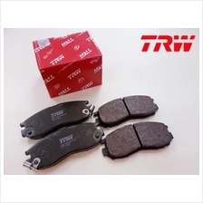 TRW Brake Pad For Nissan N16 (1.5/1.6) (Front)
