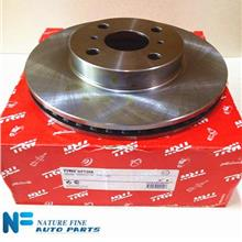 TRW Disc Rotor For Toyota Vios (Shoe)NCP93 (Front)