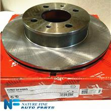 TRW Disc Rotor For Hyundai Accent 1.5 (Front)