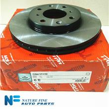 TRW Disc Rotor For Honda City SEL 03 / 06 (Front)