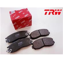 TRW Brake Pad For Mitsubishi ASX / Grandis NA4W (Rear)