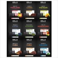 ORIGINAL RELX PODS REFILL CARTRIDGES (3 PODS PER PACK) - VAPE JUICE