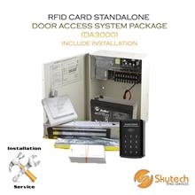 BELCO RFID CARD STANDALONE DOOR ACCESS SYSTEM PACKAGE (DA3000)