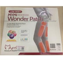 Sale! Korean MyMi Wonder Slimming Patch for Lower Body + FREE SHIPPING