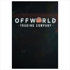 Offworld Trading Company Steam Key GLOBAL