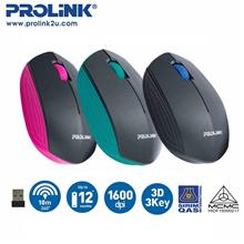 PROLiNK PMW5006 Wireless Optical Mouse