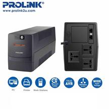 PROLiNK PRO1201SFC 1200VA UPS with AVR / Super-Fast Charging