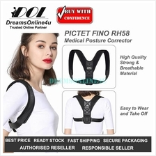 Pictet Fino Romix RH58 Upper Back Posture Clavicle Corrector Strap