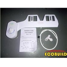 SUNSO BioBidet Non-Electric Mechanical Bidet Toilet Seat Attachment