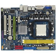 Asrock K10N78M AMD Motherboard AM3 AM2+ AM2 DDR2 GeForce 8100