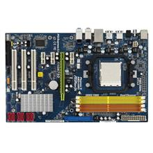 Asrock K10N78D AMD Motherboard AM3 AM2+ AM2 DDR2 NForce 720D
