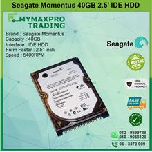 "NEW Seagate Momentus 40GB 2.5"" IDE ST940815A Laptop Hard Drive 5400RPM"
