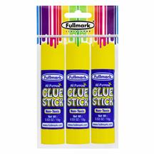 3pcs x Fullmark All Purpose Glue Sticks(15g)