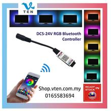 Bluetooth Controller For DC5V-24V LED RGB Strip Light Phone Control