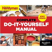 The Complete Do-it-Yourself Manual Newly Updated