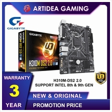 ^ GIGABYTE H310M-DS2 REV2 0 SUPPORT INTEL 8TH GEN | SOCKET LGA 1151