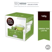 NESCAFE Dolce Gusto Green Tea Latte 16 Capsules Per Box