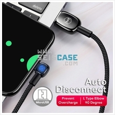 Mcdodo L Type Autocut MicroUSB Data Charging Cable Samsung Gaming Oppo