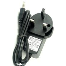 3pin Wall AC Power Adapter Charger DC 5V 2A Media Player 3.5mm CCTV