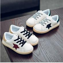 Kids Boys Shoes Children's Tide New White Sporty Sneakers Male Toddler