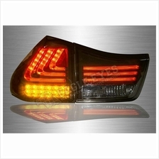 TOYOTA HARRIER XU30 2003-12 Black Lens LED Tail Lamp with Signal *Pair