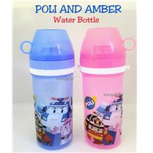 ROBOCAR POLI WATER BOTTLE POLI DRINKING CUPS WATER STORAGE POLI TOYS