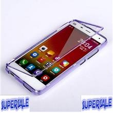 fbd0c274b77 TPU 360 protection flip casing case cover for Xiaomi Mi 4 (not Mi 4s)