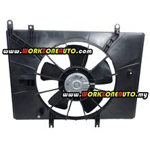 Toyota Avanza 2011 2410 Motor Denso Type Radiator Fan Assembly