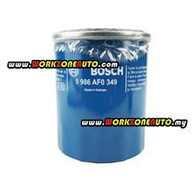 Honda Civic City Accord Jazz Oil Filter Bosch