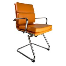 Executive Visitor Office Chair - AS-03 (PU Leather Seating)
