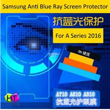 Samsung A9, A7,A5,A3 2016 Anti Blue Ray Screen Protector