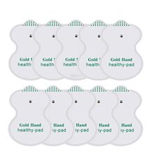 10 PCS TENS Replacement Gel Electrodes Pads Acupuncture Pads