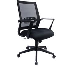 Medium Back Mesh Home & Office Chair (Netting Chair) - NT-27-MB