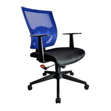 Medium Back Mesh Home & Office Chairs (Netting Chairs) - NT-21-MB
